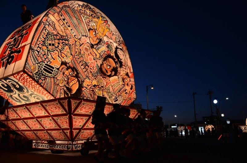 東北最大のイベント「弘前ねぷた祭り」でもイベント民泊への取り組みがスタート