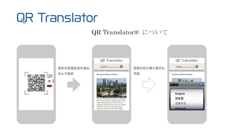 関西国際空港:「QR Translator」の導入で多言語表記を充実