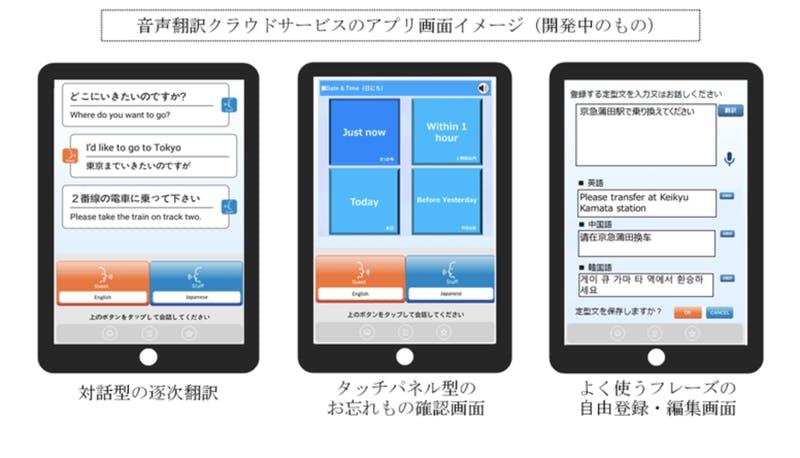 京浜急行電鉄株式会社:翻訳システムを導入し多言語案内をサポート