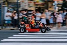 インバウンド人気体験・ツアー6位「ストリートカート 京都」の人気の理由・インバウンド対策とは