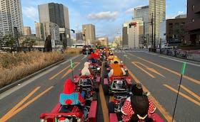 インバウンド人気体験・ツアー5位「ストリートカート 大阪(大阪府大阪市)」の人気の理由・インバウンド対策とは
