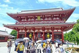 インバウンド人気体験・ツアー3位「Tokyo Localized – Free Walking Tour in Tokyo & More(東京都千代田区)」の人気の理由・インバウンド対策とは