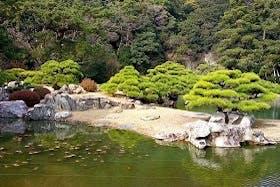 インバウンド人気観光スポットランキング27位「栗林公園」の人気の理由・インバウンド対策とは