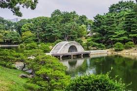 インバウンド人気観光スポットランキング13位「縮景園」の人気の理由・インバウンド対策とは