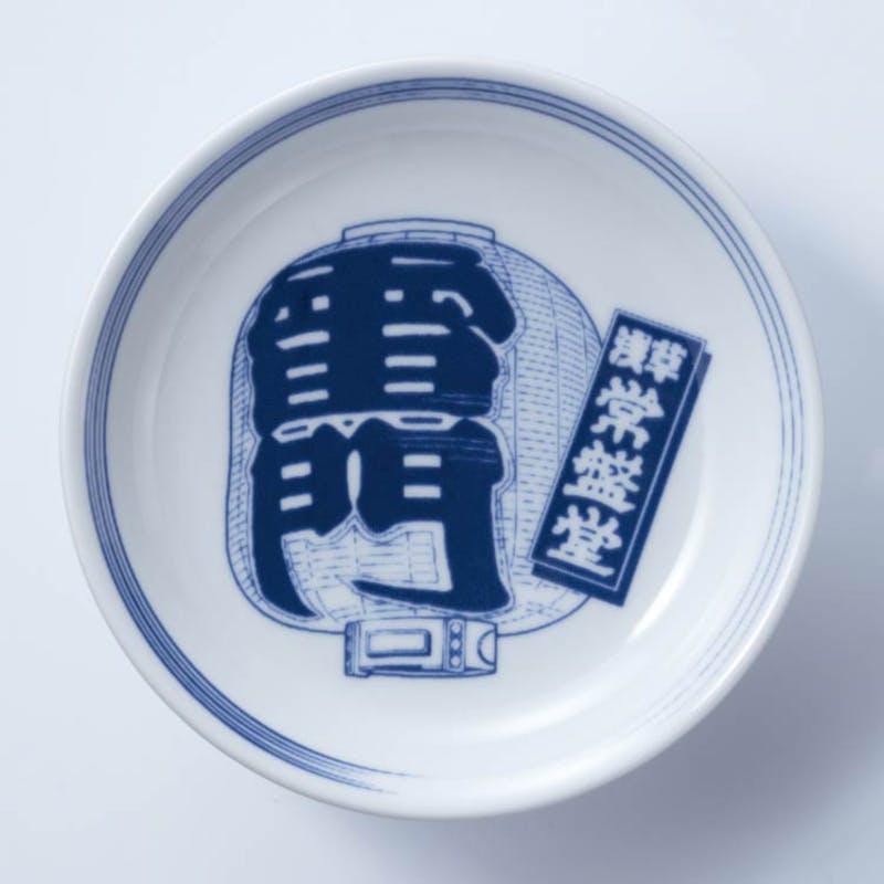 ユニクロ浅草店で販売される豆皿