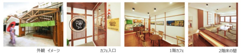 Hannari Café de Kyoto:プレスリリース