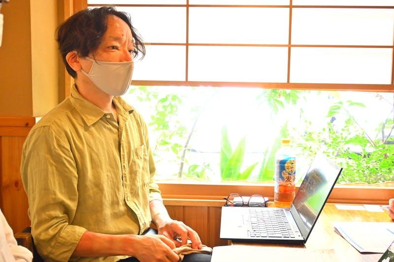 ▲決済サービスにおける海外の動向や対応手段について解説する萩本氏