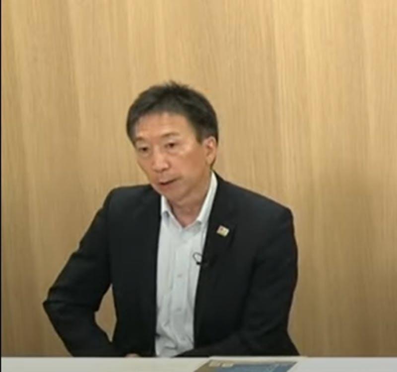 国土交通省北海道運輸局の水口猛観光部長