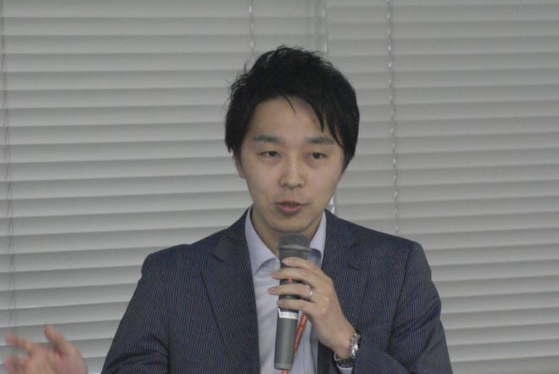 アディッシュ株式会社フロントサポート事業部 事業部長 大西直輝氏