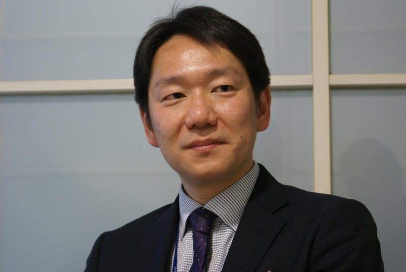 成田国際空港経営企画部門、IT推進部、情報企画グループ、マネージャー阿部英崇氏