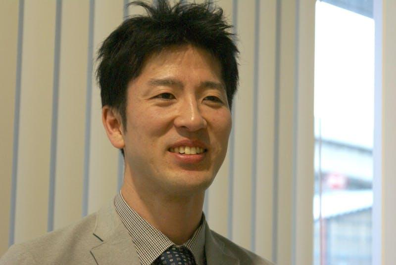 成田国際空港経営企画部門IT推進部、情報企画グループ、村上智彦氏