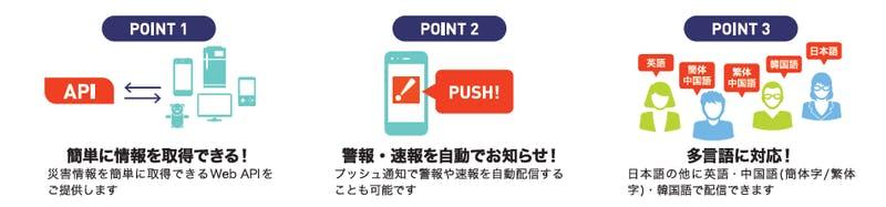 Safety tips API
