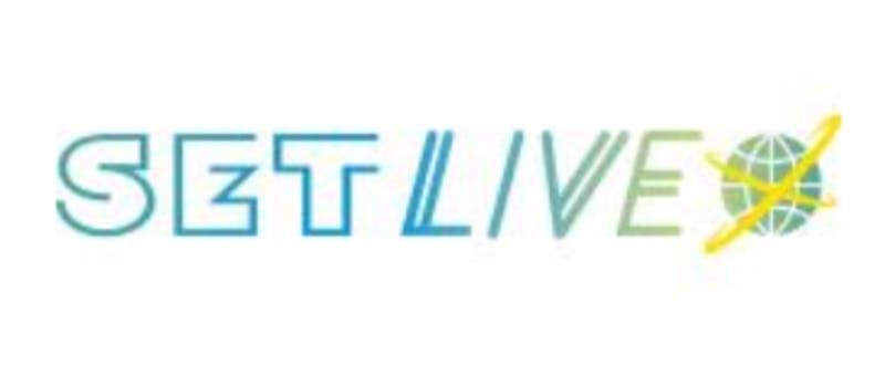 「SET LIVE」