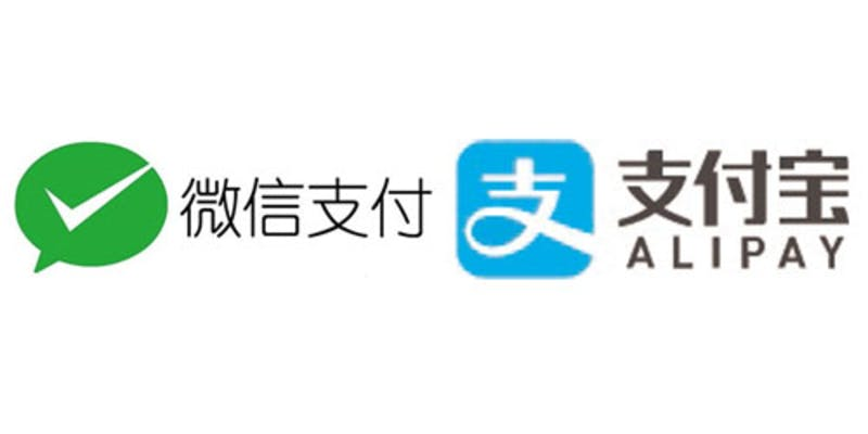 WeChat PayとAlipay