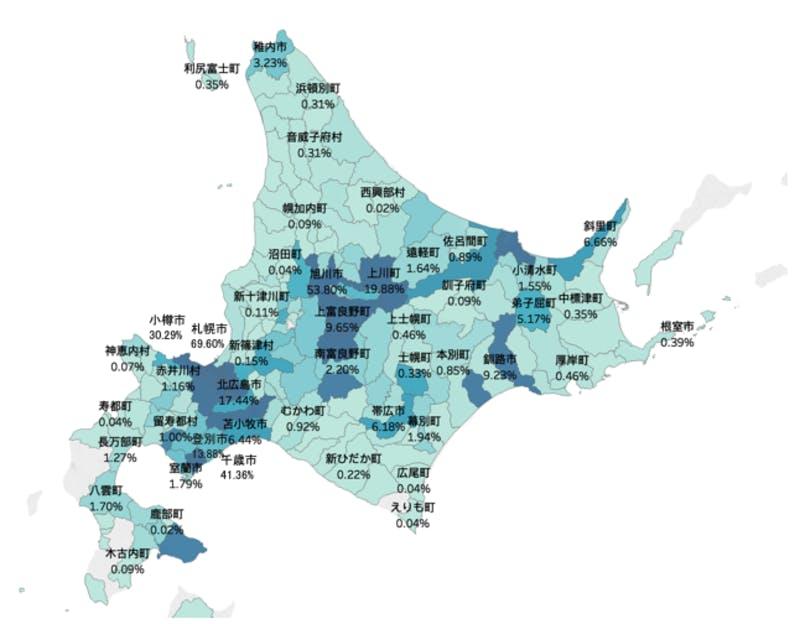 Vpon JAPANの動向分析