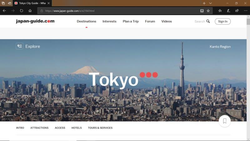 ▲[Tokyo]:japan-guide.com