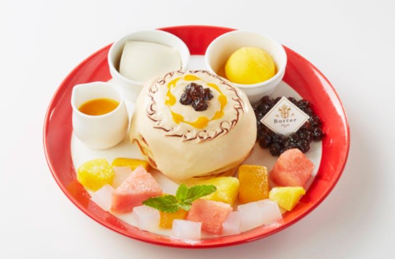 パンケーキ専門店『Butter(バター)』WEBサイトより