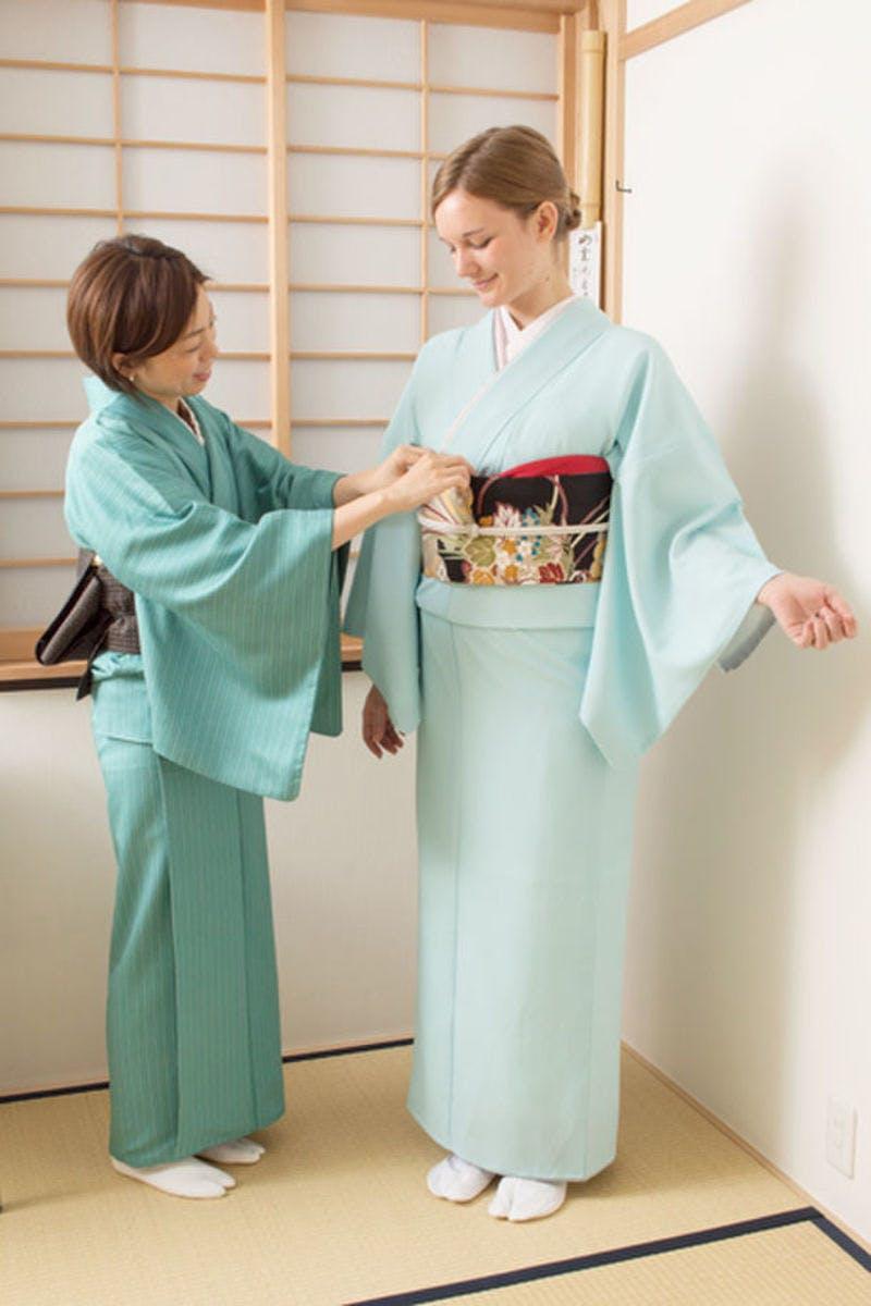 「日本文化体験サービス」