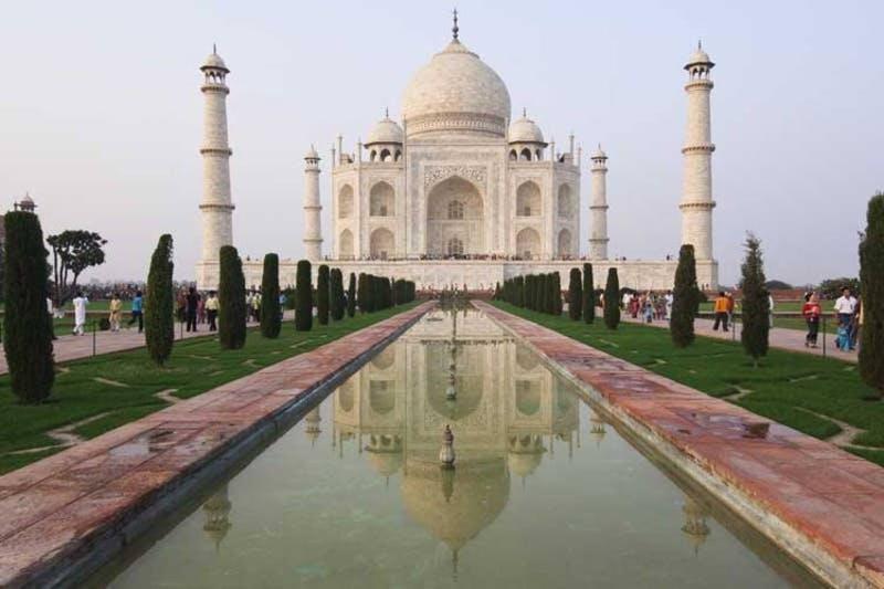 ▲[UNESCO公式ページより]:Taj Mahal