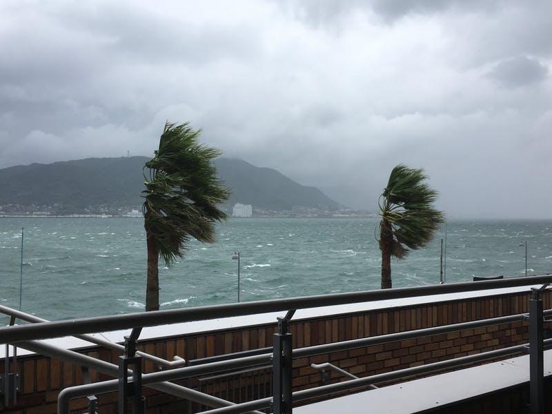 「台風19号の災害情報等における事前対応に関する訪日外国人調査」
