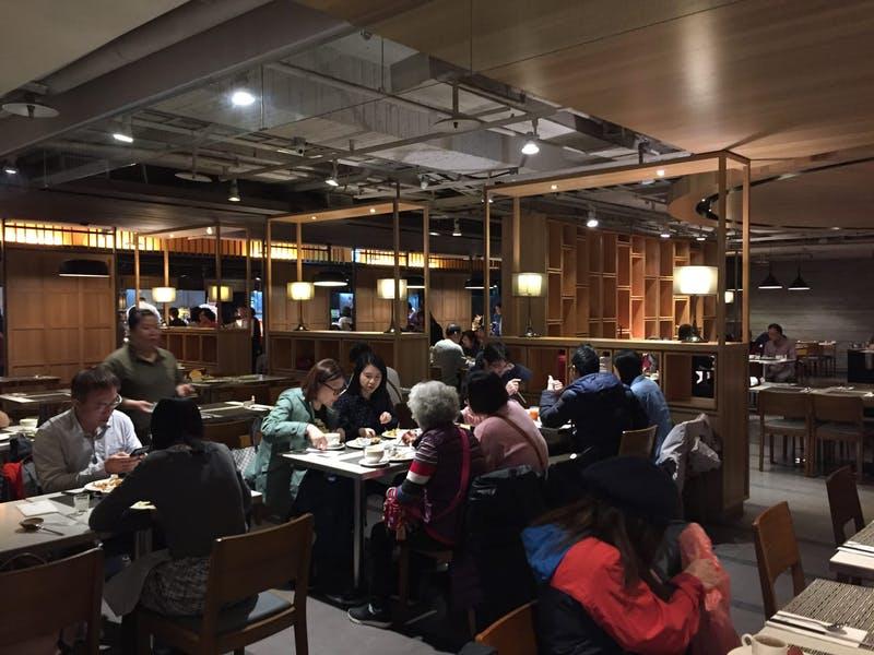 ▲[台湾のベジタリアンレストラン]:筆者撮影