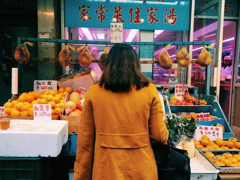 ▲[中国では様々な産地の商品が増えてきている]:イメージ