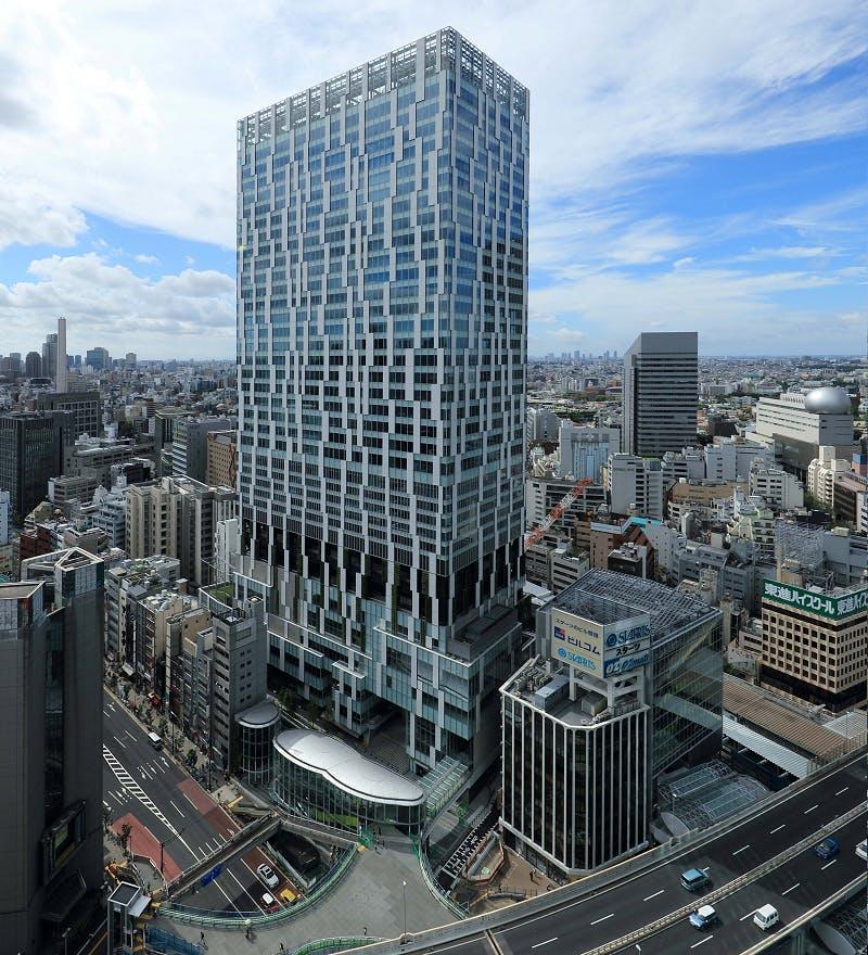 ▲[2018年9月30日に開業した渋谷ストリーム]:東急提供