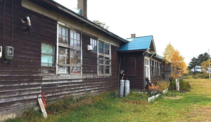 ▲小学校をリノベーションした「FAF工房」:日本コンベンションサービス株式会社