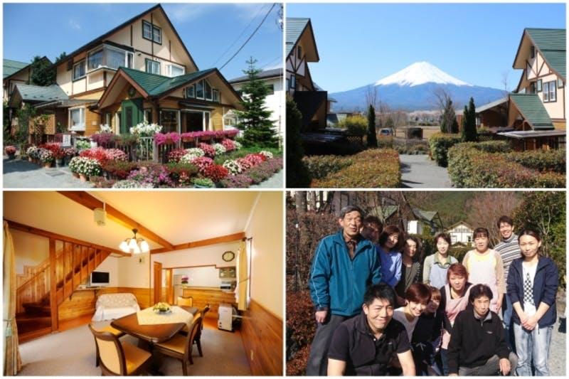 クチコミ高評価の日本の宿