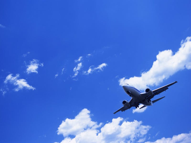 国際航空定期便の2020年1月利用実績