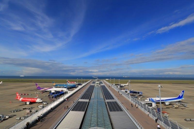 中部国際空港2019年度実績(速報値)