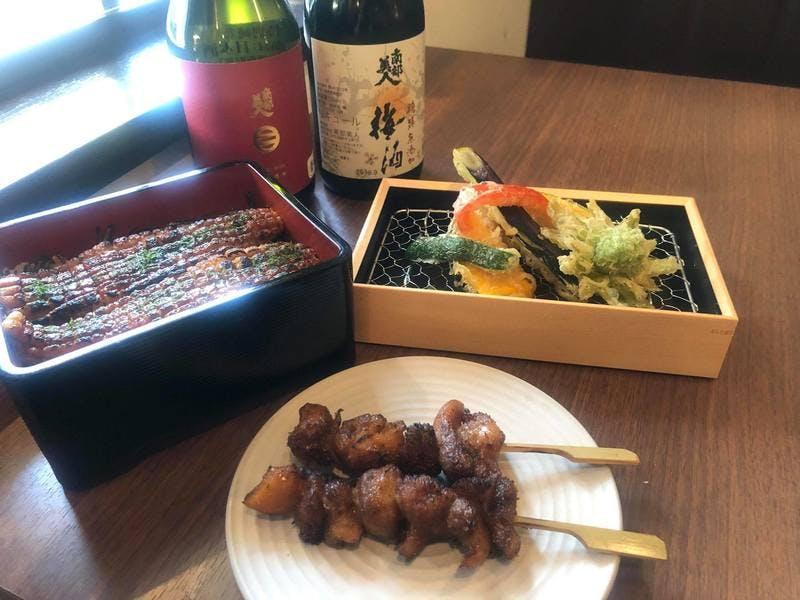 ※アイキャッチ画像は「ベジ・ヴィーガンが選ぶ人気ランキング世界一」の菜道(東京・自由が丘)の料理と「世界初のヴィーガン認証の日本酒」南部美人