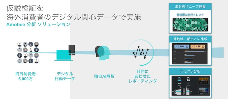 Amobeeデータ紹介フロー図