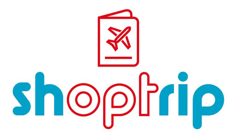 「shoptrip(ショップトリップ)」ロゴマーク