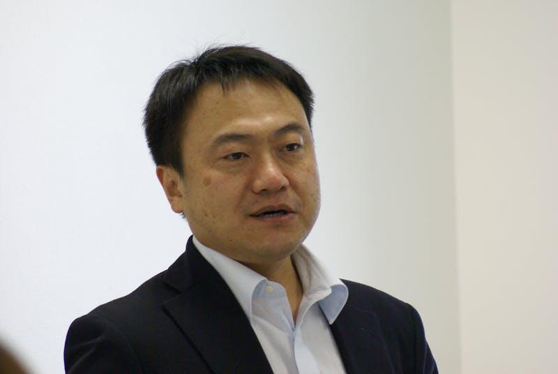 株式会社ディージーワン 代表取締役社長 松永浩徳氏