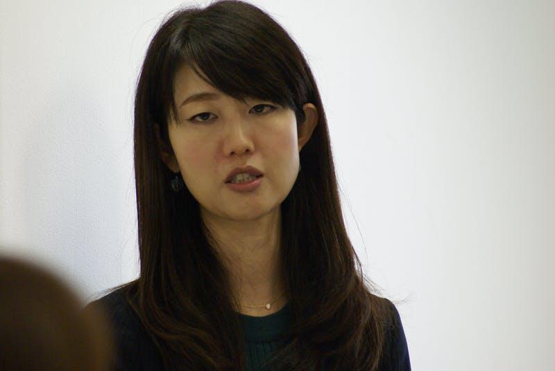 株式会社ディージーワン取締役土肥麻梨子氏