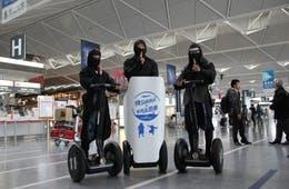 到着から忍者がおもてなし?中部国際空港セントレアのインバウンド施策