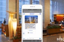 株式会社ビースポークがホテルサンルートプラザ新宿にAIコンシェルジュを導入