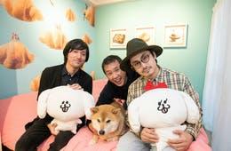 250万人のフォロワーをもつ動物インフルエンサー「柴犬まる」飼い主 小野氏が手がける「まるごとホテル」が京都に誕生