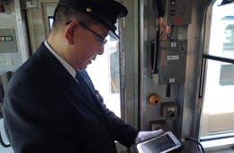 阪神電鉄 タブレット活用で列車内「多言語自動放送」を導入