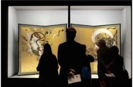 """フランスで""""本物""""の日本文化発信!ジャポニスム2018「京都の宝ー琳派300年の創造」展【現地レポート】"""