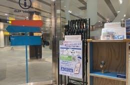 1日70円の小さな心遣いが日本のおもてなし!傘なしで梅雨の観光を楽しくサポート