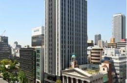大阪の象徴エリアに「ザ・ビー 大阪 御堂筋」開業 1階には高級宝飾店もオープン