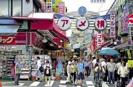 2018年訪日タイ人がついに年間100万人を突破!定番スポット「東京上野」には集客に必要な3つのキーワードがそろっていた