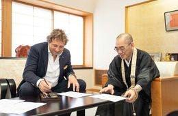 「Tiqets」×「比叡山延暦寺」インバウンド誘客へのプロジェクトをスタート