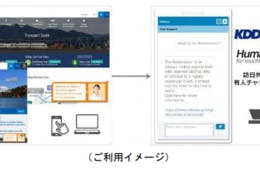 小田急電鉄が訪日外国人向け「有人チャットサポート」試験導入、データ蓄積でサービス拡充を図る